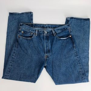 Levi Strauss Classic Blue Jeans